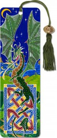 Dragon Beaded Bookmark by , 9781441319784