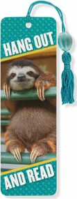 Baby Sloth Beaded Bookmark by , 9781441317094