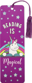 Reading is Magical Children's Bookmark, 9781441331212