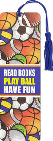 Play Ball Children's Bookmark, 9781441331618