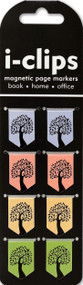 Tree of Life i-clips Magnetic Page Markers, 9781441329356