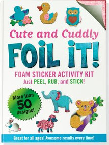 Large Foil It! Cute & Cuddly by , 9781441313737