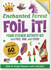 Large Foil It! Enchanted Forest by , 9781441313799