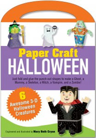 Halloween Paper Craft Kit by , 9781441313652