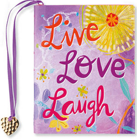 Live, Love, Laugh by , 9781593598969