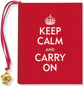 Keep Calm & Carry On by , 9781441312532