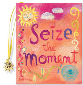 Seize The Moment by , 9780880882927