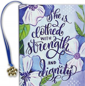 She is Clothed with Strength & Dignity - 9781441331588 by , 9781441331588