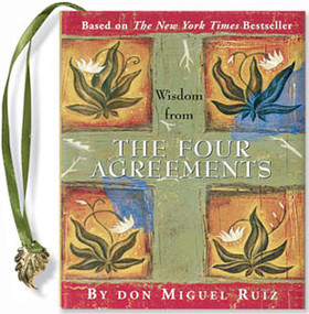 Wisdom From The Four Agreements by , 9780880889902