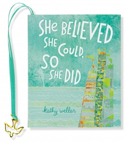 She Believed She Could, So She Did - 9781441319418 by , 9781441319418