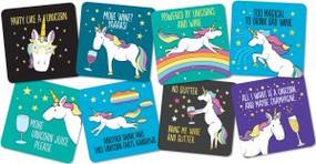Unicorn Coaster Set by , 9781441331526