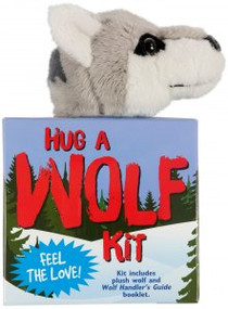 Hug a Wolf Kit by , 9781441331984