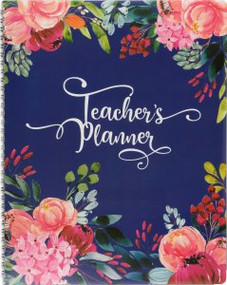 Floral Teacher's Lesson Planner by , 9781441331267