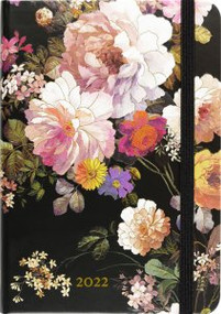 2022 Midnight Floral Weekly Planner (16-Month Engagement Calendar) by , 9781441336279