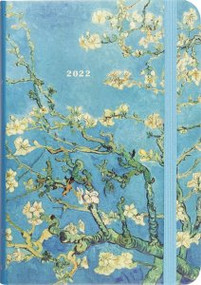 2022 Almond Blossom Weekly Planner (16-Month Engagement Calendar) by , 9781441336194