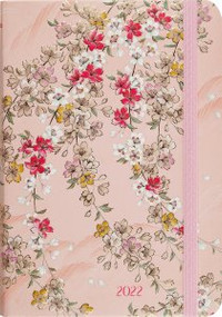 2022 Cherry Blossoms Weekly Planner (16-Month Engagement Calendar) by , 9781441336231