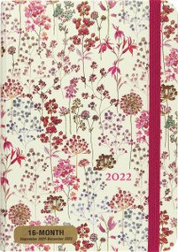 2022 Wildflower Meadow Weekly Planner (16-Month Engagement Calendar) by , 9781441336378