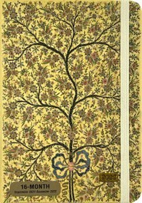 2022 Silk Tree of Life Weekly Planner (16-Month Engagement Calendar), 9781441336309