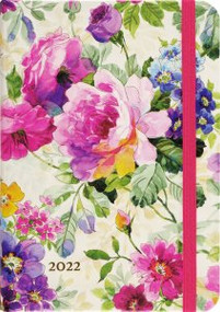 2022 Peony Garden Weekly Planner (16-Month Engagement Calendar) by , 9781441336163