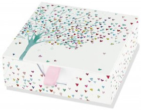 Tree of Hearts Desk Notes by , 9781441329042