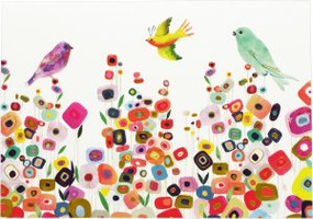 Candy Garden Note Cards by , 9781441332332