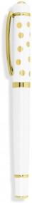 Gold Dots Roller Ball Pen by , 9781441323392