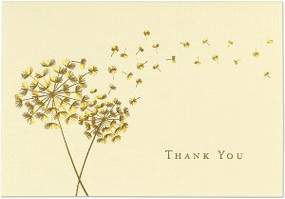 Dandelion Wishes Thank You Notes by , 9781441326621