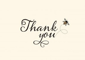 Bumblebee Thank You Notes by , 9781441321619
