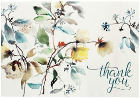 Asian Botanical Thank You Notes by , 9781441332325