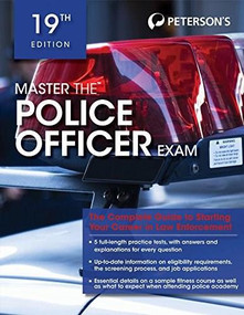 Master the Police Officer Exam by , 9780768939774