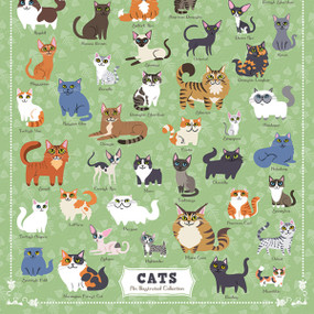 Illustrated Cats, 653341298003