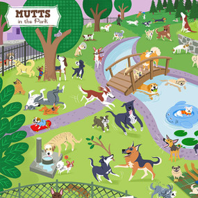 Mutts in the Park, 653341299505