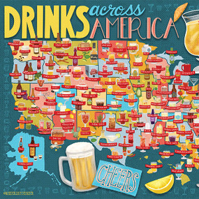 Drinks Across America, 644216570195
