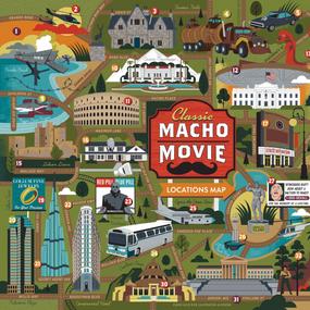 Macho Movies, 787790890850