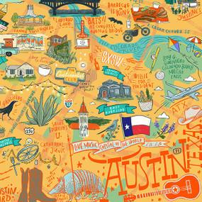 Austin Illustrated, 787790909989