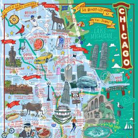 Chicago Illustrated, 787790892151