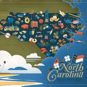 North Carolina - 736211905284, 736211905284