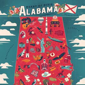 Alabama - 653341296801, 653341296801