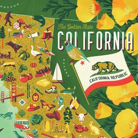 California - 787790910282, 787790910282