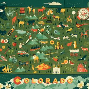 Colorado - 653341297907, 653341297907