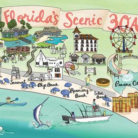 Florida 30A, 653341298706