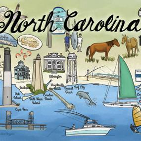 North Carolina Coast, 653341299307