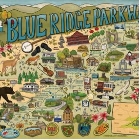 Blue Ridge Parkway, 644216573400