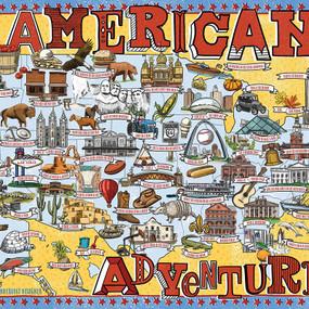 American Adventures, 644216569793