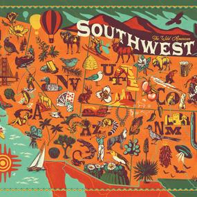 The Southwest - 787790910688, 787790910688