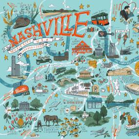 Nashville Illustrated, 644216572502