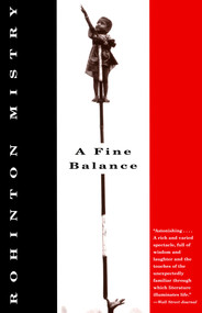 A Fine Balance by Rohinton Mistry, 9781400030651