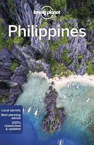 Lonely Planet Philippines by Paul Harding, Greg Bloom, Celeste Brash, Michael Grosberg, Iain Stewart, 9781787016125