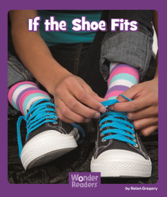 If the Shoe Fits by Mary Lindeen, 9781429679282