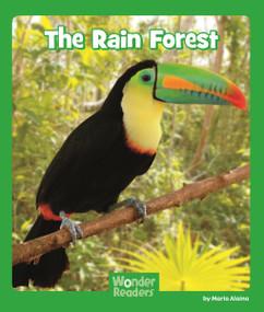 The Rain Forest by Maria Alaina, 9781429680578